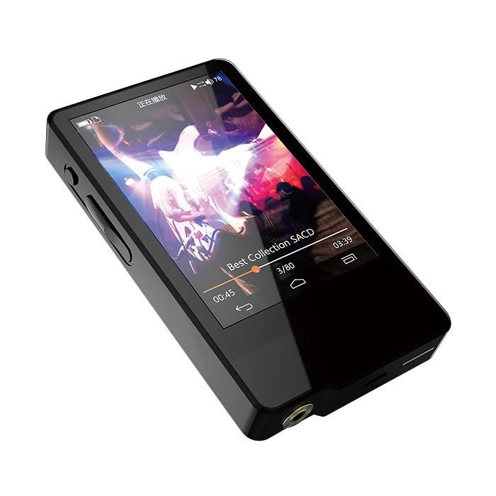HIDIZS AP200 Baladeur HiFi DAP DAC 2x ES9118C 32bit / 384kHz DSD128 32Go Noir