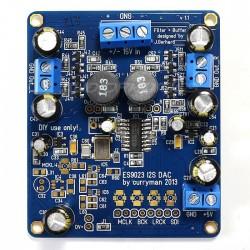 MiniDSP Curryman DAC Sabre ES9023 I2S to analogique