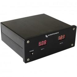 AUDIOPHONICS Alimentation Linéaire Régulée Double 5V / 12V 30W T-Amp V-DAC2 LT1086