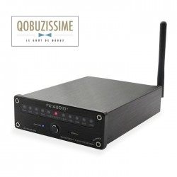 FX-AUDIO BL-MUSE-02 Bluetooth 4.1 aptX Receiver CSR8670 Black