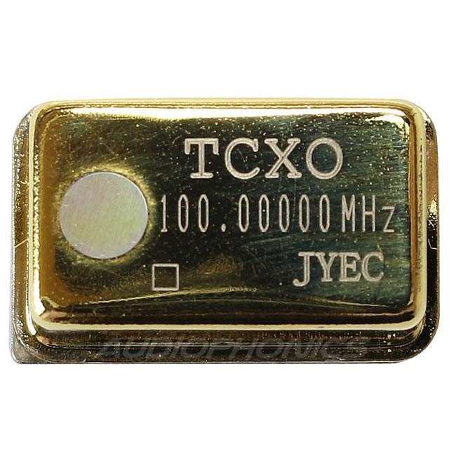 AUDIOPHONICS Horloge TCXO 100MHz 0.1ppm compatible ESS SABRE 9018