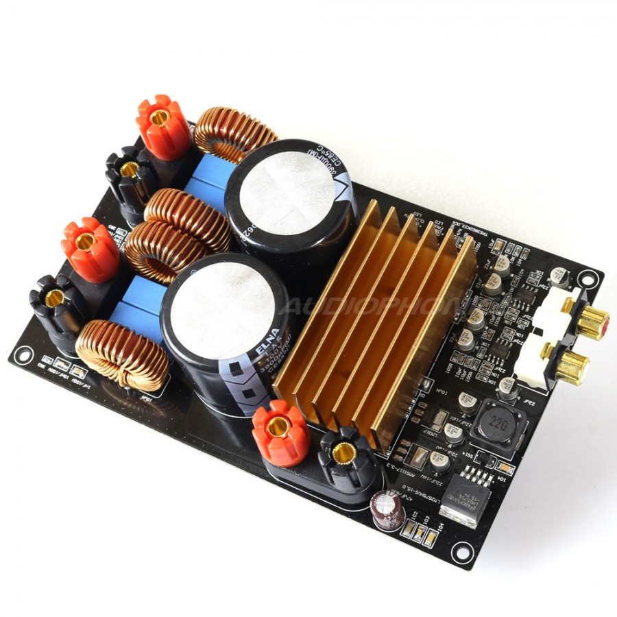 Ti Purepath Hd 150 Amplifier Module Class D Tpa3255 2x110w 8 Ohm Power Circuit Design With Ic Lme49810 Electronic 2sc5200 Board 300w Mono 1 Unit