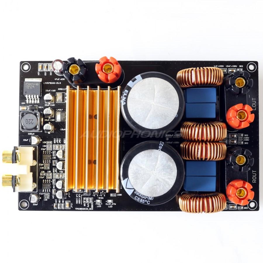 TI Purepath HD 150 Amplifier Module Class D TPA3255 2x110W 8