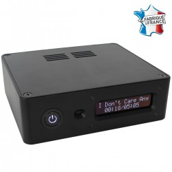AUDIOPHONICS RaspDAC I-Sabre ES9028Q2M - Streamer Raspberry Pi 3 & DAC