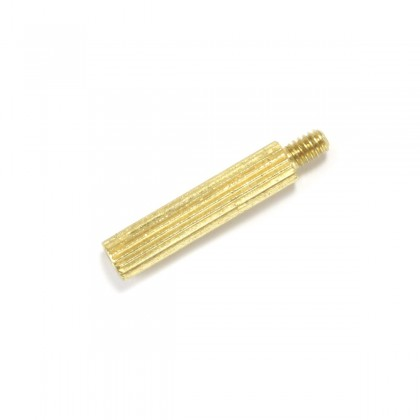 Brass Spacer M2 x 14mm Male / Female (x10)