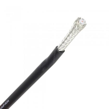 CANARE L-5CFB Câble coaxial 75 Ohm blindé Haute performance Ø 7.7mm