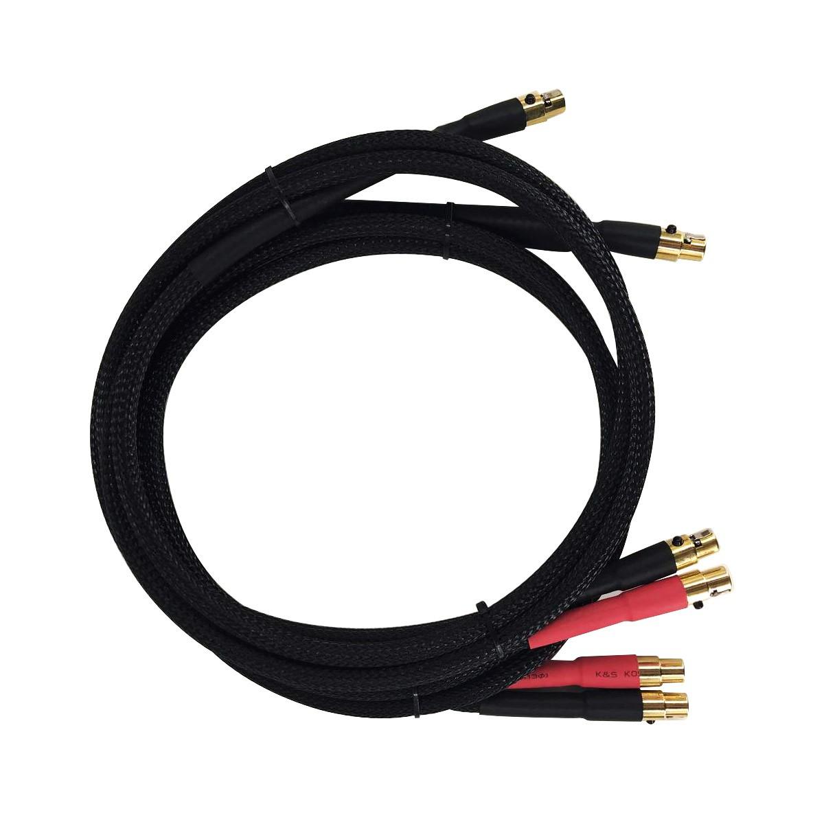 AUDIO-GD BRIDGE ACSS Câble de Modulation ACSS pour Precision 3 1m (La paire)
