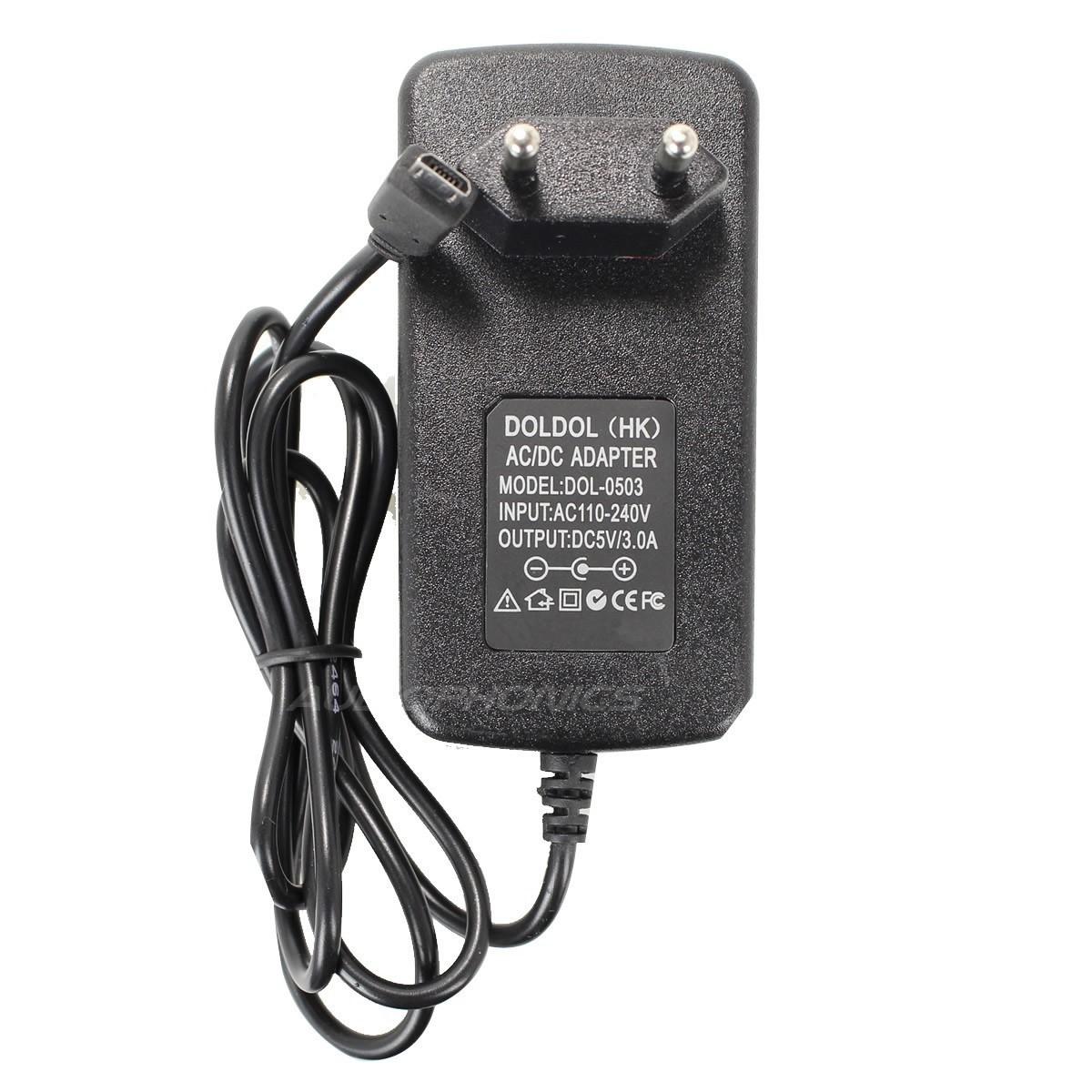 Power Supply Micro USB Adaptator Micro USB 110-240V to 5V 3A Raspberry Pi 3