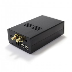 AUDIOPHONICS RaspDAC LTE V3 ES9023 SABRE TCXO Streamer Raspberry Pi 3