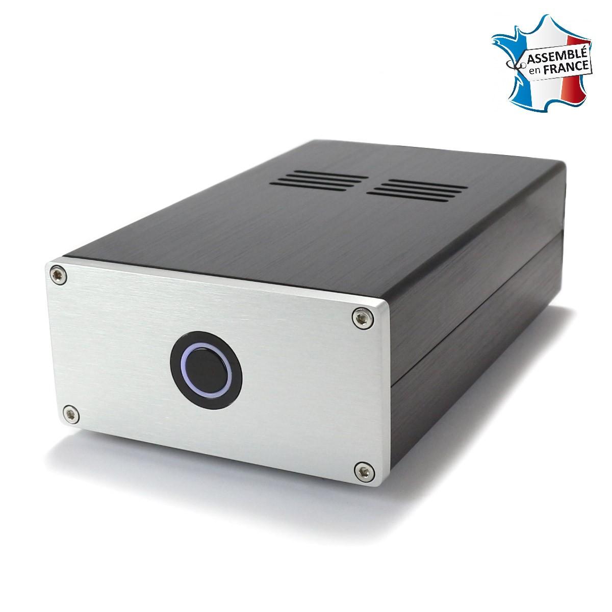 AUDIOPHONICS RaspDAC LTE I-Sabre V3 - Lecteur réseau Raspberry Pi & DAC TCXO
