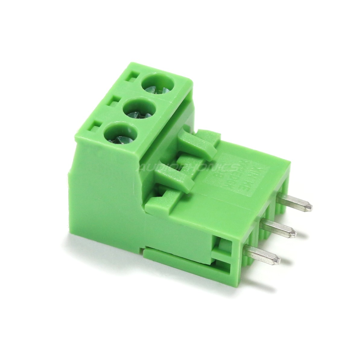 Terminal Block with Screws 3 Ways for PCB Straight-Angled 5.08mm Phoenix