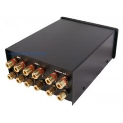 DYNAVOX AMP-S Commutateur sélecteur audio pour enceintes et ampli