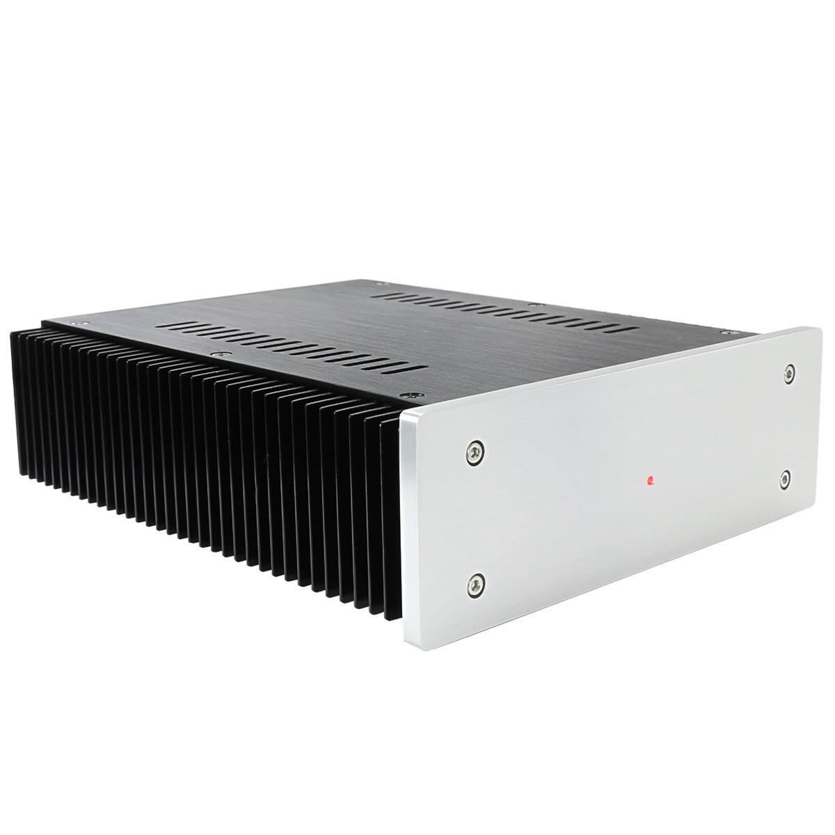 Alimentation stabilisée linéaire HiFi 12V + 5V 5A 200W NAS / Freebox / Squeezebox