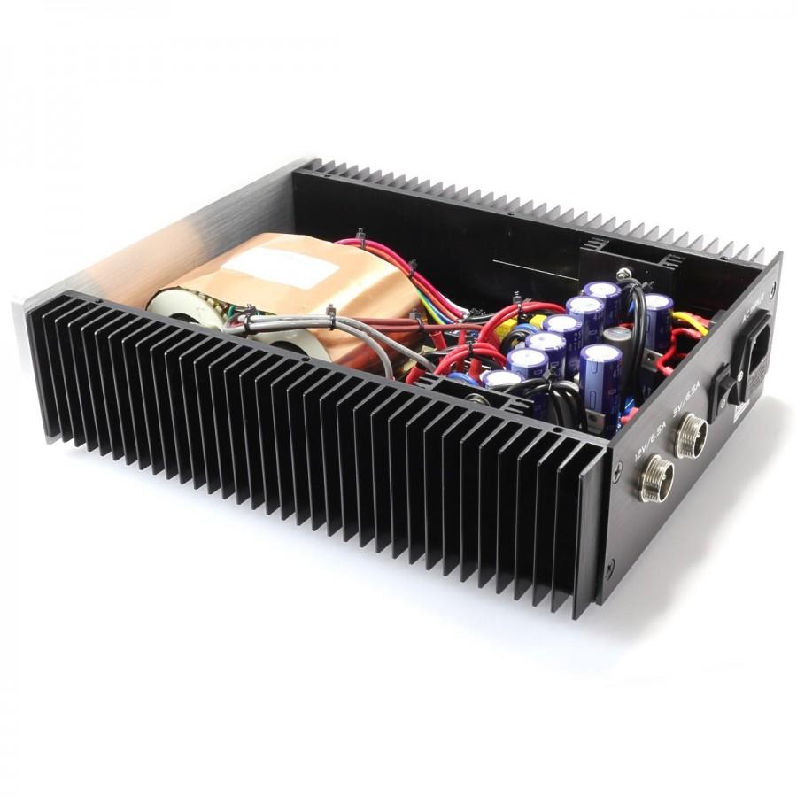 LPSU200 HiFi Linear stabilized power supply 12V + 5V 5A 200W