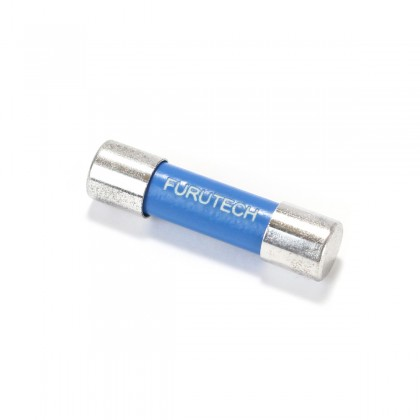 FURUTECH TF Rhodium Plated OFC Copper Fuse Type T Slow 5x20mm 6.3A
