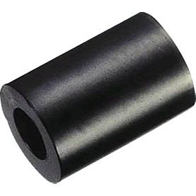 Plastic spacer M3x10mm (x10)