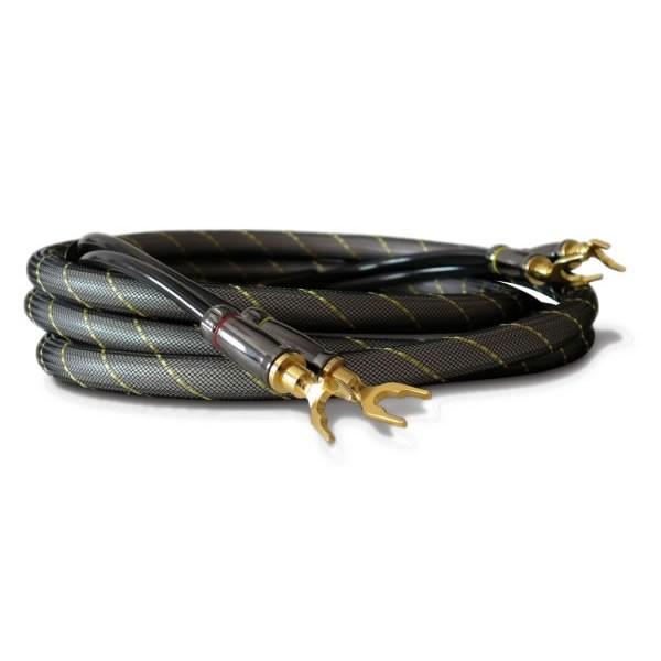 DYNAVOX Câbles d'enceintes cuivre OFC 3m (La Paire)