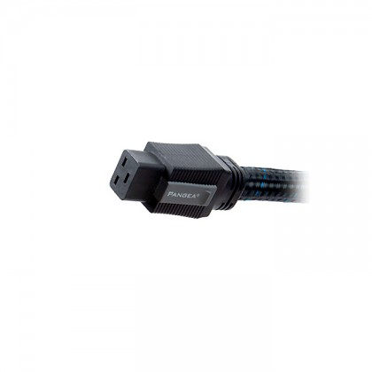 PANGEA AC 9SE MKII Câble Secteur IEC C19 Schuko Cuivre OFC/Cardas Triple Blindage 7AWG 2m