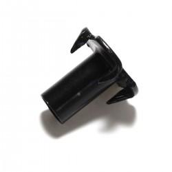 Écrou à Griffes à Frapper M6x20mm Ø17mm Noir