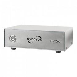 DYNAVOX TC-2000 Préamplificateur Phono MM/MC Argent