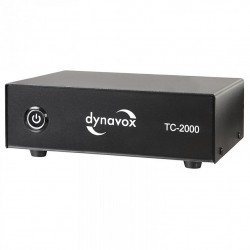 DYNAVOX TC-2000 Préamplificateur Phono MM/MC