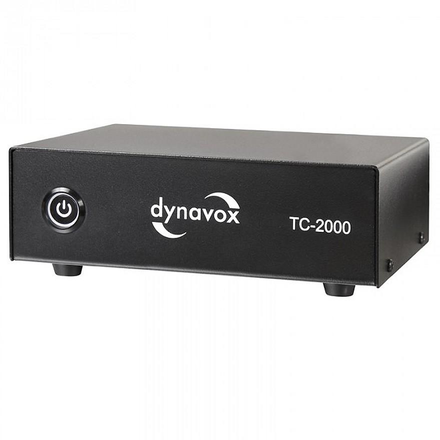 DYNAVOX TC-2000 Préamplificateur Phono MM/MC Noir