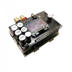 NANOSOUND PLAYER Lecteur Réseau Volumio DAC PCM5122 24bit 192kHz