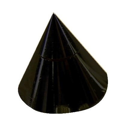 Pointes de Découplage Coniques Noires (Set x4)