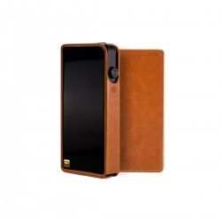 SHANLING Leather Cover for Shanling M3S DAP Brown