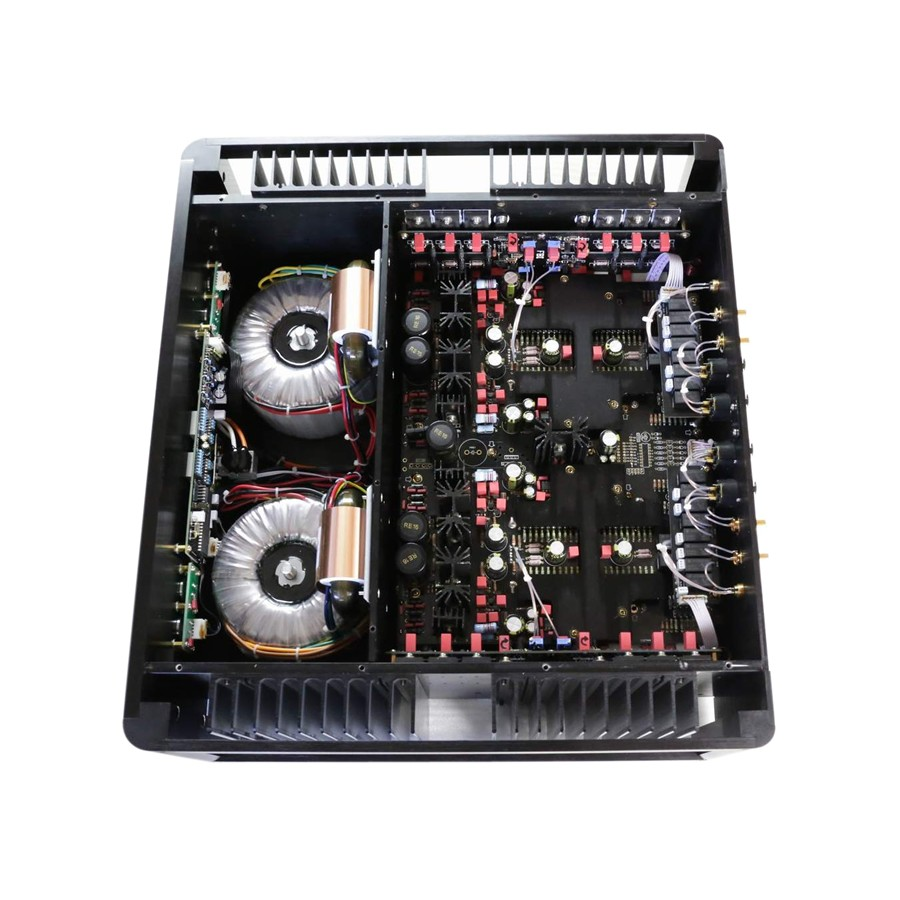 Audio Gd Master 10 Bypass Preamp Class A Balanced Amplifier Acss 2x 1600w 4 Channel Digital Bridgeable Pro Kit 250w