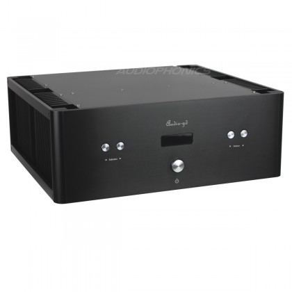 AUDIO-GD MASTER 10 BYPASS PREAMP Class-A Balanced Amplifier ACSS 2x 250W / 8 Ohm with Preamplifier Bypass