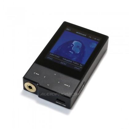 HIDIZS AP60 V2 DAP Baladeur Numérique HiFi DAC 24bit/192kHz DSD128 Bluetooth aptX Noir