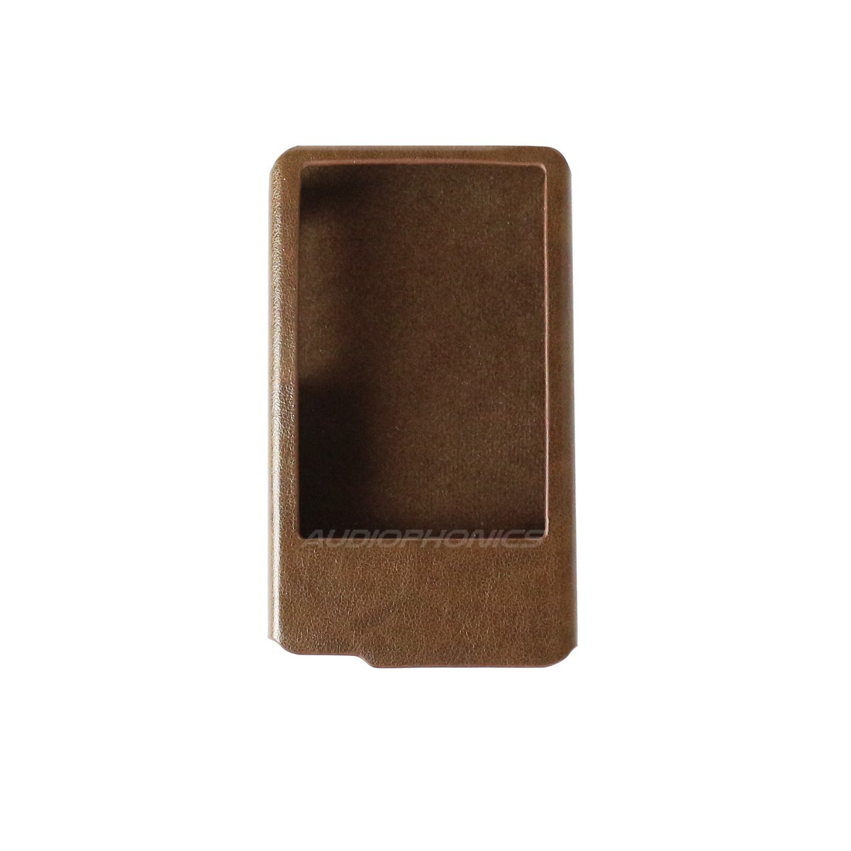 HIDIZS Brown Leatherette Cover for Hidizs AP200 DAP