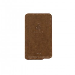 HIDIZS Brown Leatherette Cover for Hidizs AP200 DAP