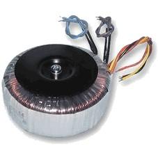 Transformateur torique 80VA 2x12V Profil Haut