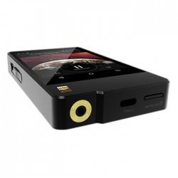 HIDIZS AP200 DAP DAC HiFi 2x ES9118C 32bits / 384kHz DSD128 32Go Black