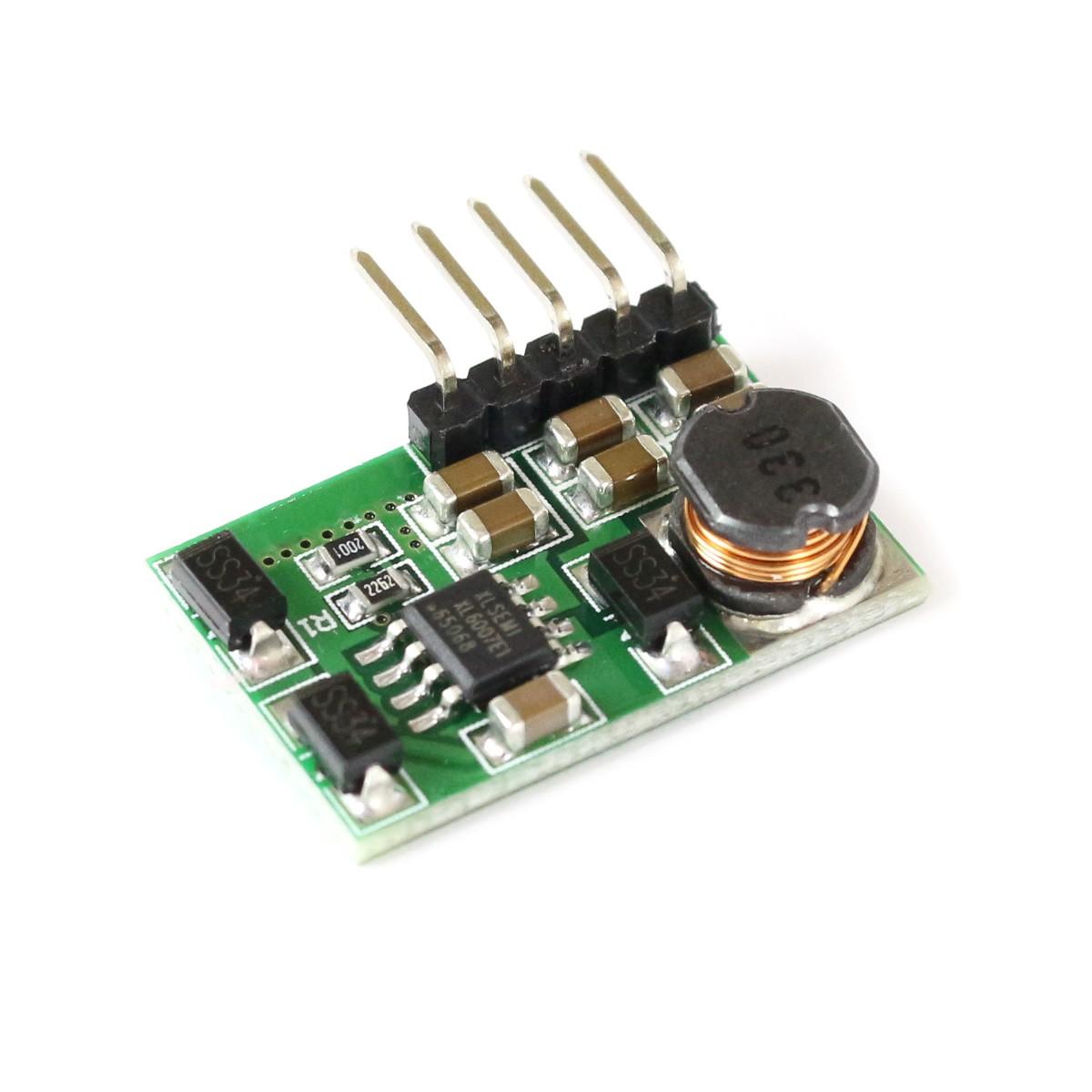 Module Adaptateur Convertisseur de Tension 3.3-13VDC vers +/-15VDC