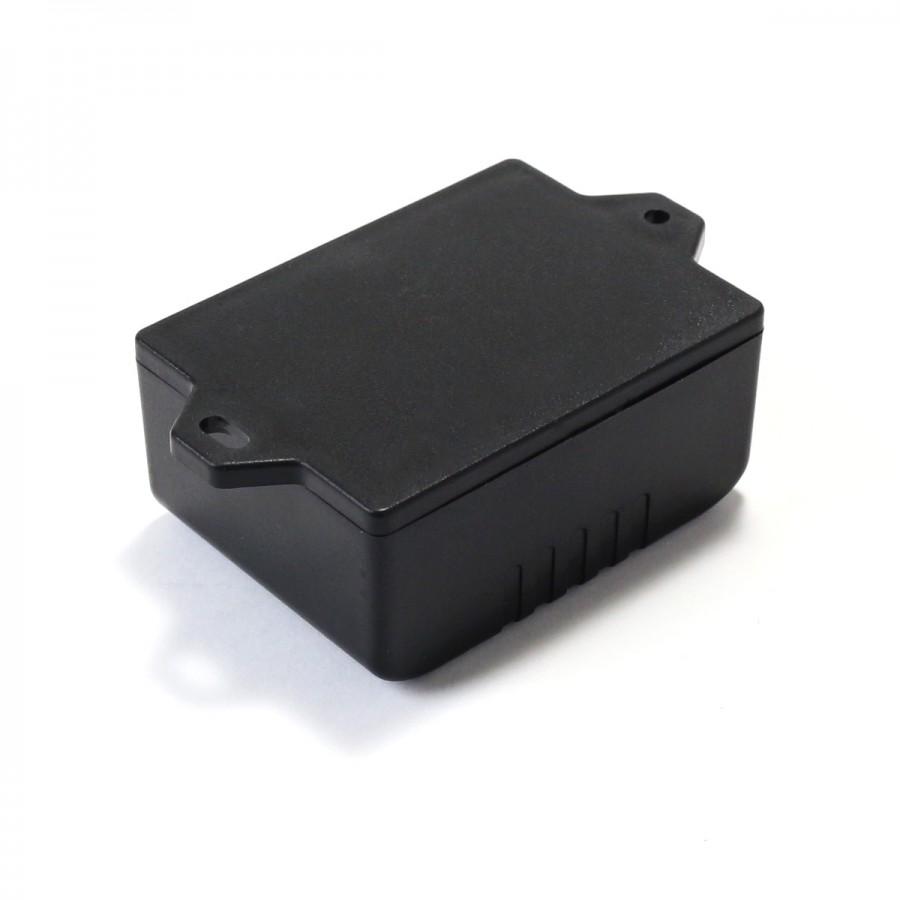 bo tier plastique pour composants lectroniques 75x44x27mm audiophonics. Black Bedroom Furniture Sets. Home Design Ideas