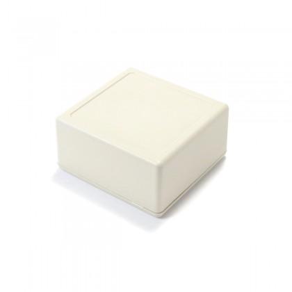 Plastic Housing for Softstart Module 58x56x28mm White