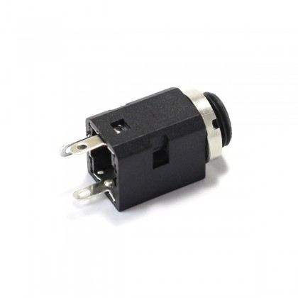 Jack 3.5mm Stereo Socket 3 Poles Square Body