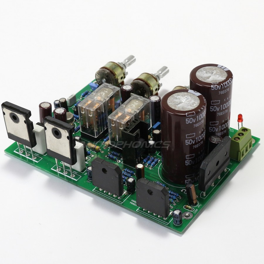 Lm3886 2sa1943 Amplifier 21 2x50w Stereo 8 Ohm Integrated Circuit Ne5532 Dual Opamp Ce Distribution Subwoofer 1x150w 8ohm