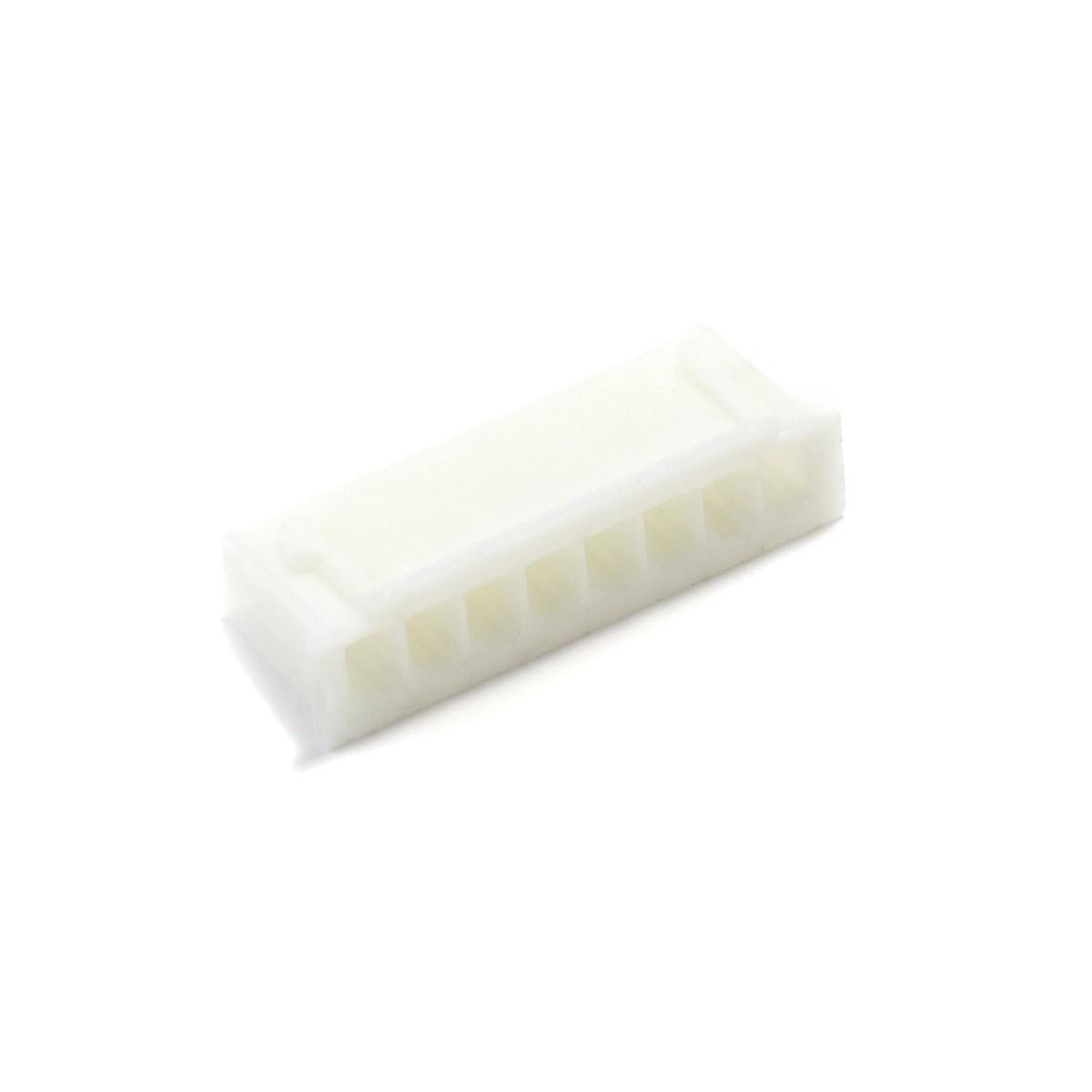 Boîtier XH 2.54mm Femelle 8 Voies Blanc (Unité)