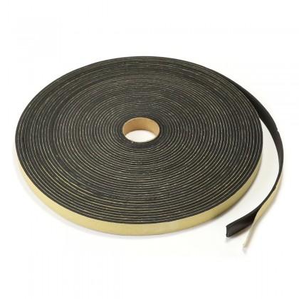 EVA Gasket for Speakers 17x3mm Black