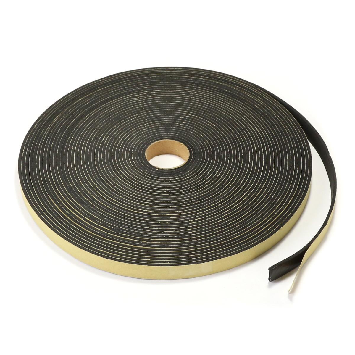 EVA Gasket for Speakers 10x1mm Black