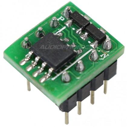 OPA1611 AOP mono sur support DIP 8 (unité)