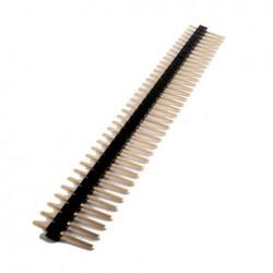 Connecteur Barrette à broches mâle 1x40 écartement 2.54mm