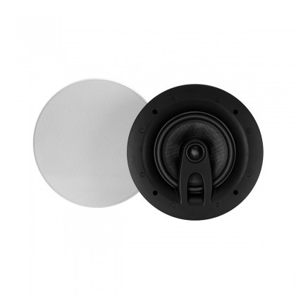 DAYTON AUDIO ME620C Coaxial Ceiling Speaker 8 Ohm Ø16.5cm (The Pair)
