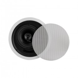 DAYTON AUDIO CS620EC 2-Way Enclosed Ceiling Speaker 8 Ohm Ø16.5cm (The Pair)