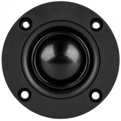 DAYTON AUDIO ND25FA-4 Tweeter à Dome Neodyme 4 Ohm Ø 25mm
