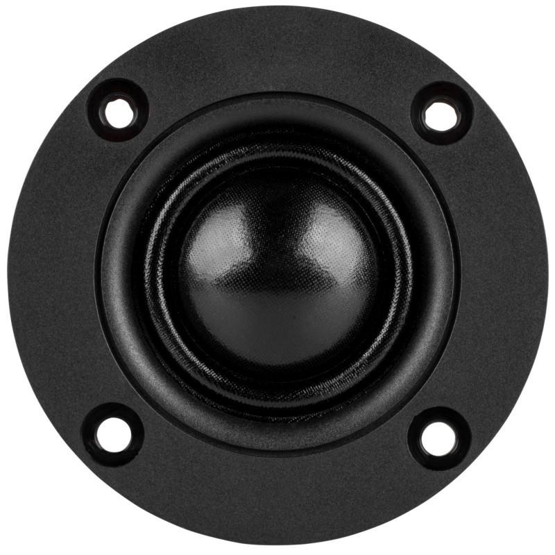 DAYTON AUDIO ND25FA-4 Dome Tweeter Neodymium Magnet 4 Ohm Ø 25mm Ø 25mm (Unit)